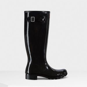 Hunter Original Tour Gloss Rain Boots